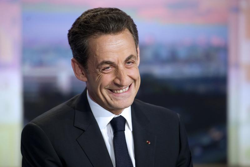 """N.Sarkozy prezidento rinkimų pabaigoje žada """"netikėtą"""" savo pergalę"""