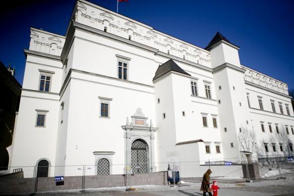 Valdovų rūmų muziejuje startuoja Legendinio vilko dienos stovykla