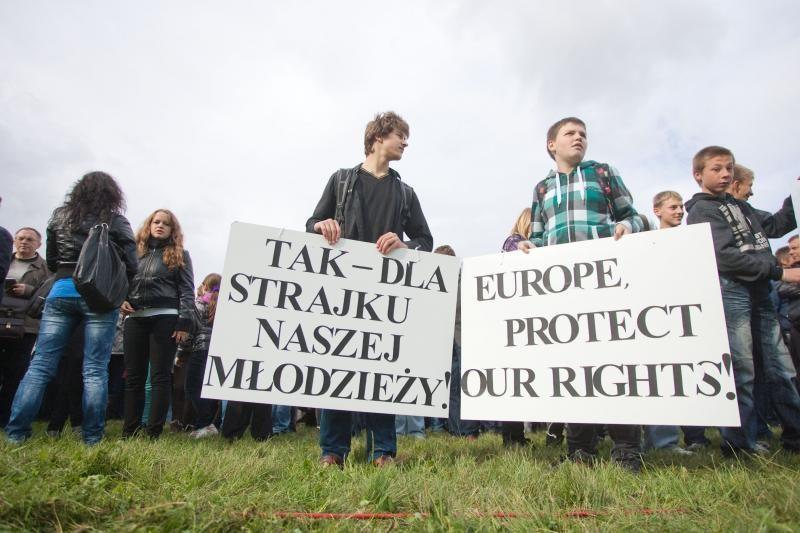 Lenkai didins finasavimą tautinei lietuvių mažumai Lenkijoje