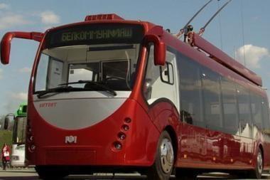 """Vilnius ketina pirkti naujus troleibusus, tarp kandidatų – baltarusių """"Vytautai"""""""