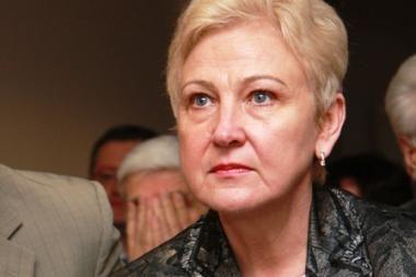 I.Degutienė pritaria, kad parlamentinis tyrimas dėl socialdemokratų valdžios veiksmų reikalingas