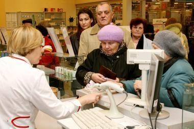 Patenkintų nauja vaistų išrašymo tvarka daugiau
