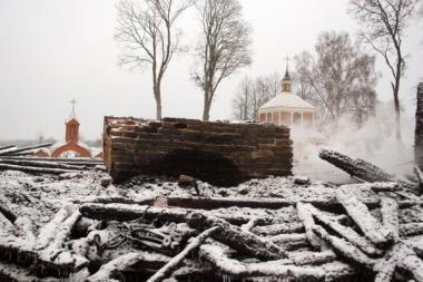 Švenčionių savivaldybė Labanoro bažnyčios atstatymą parems 100 tūkst. litų
