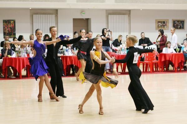 Savaitgalį Vilniuje vyks mažųjų šokėjų festivalis