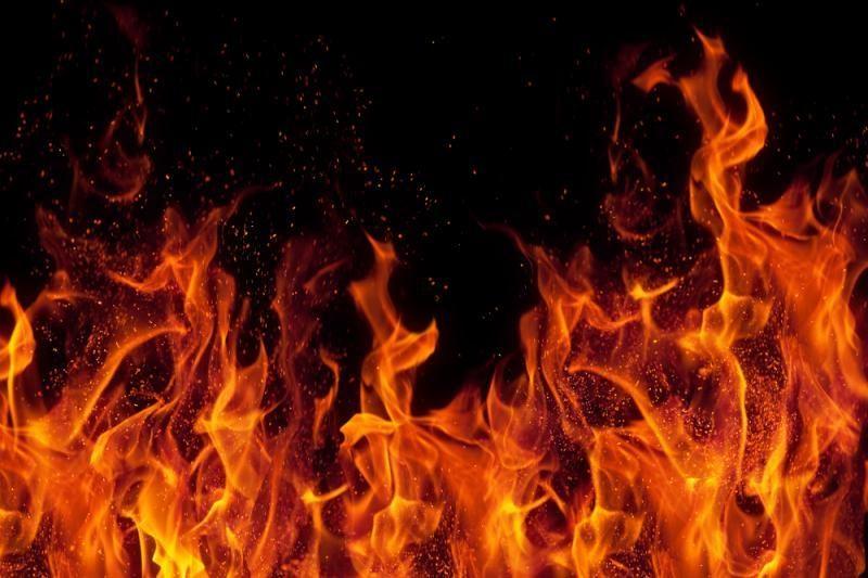 Sprogimas Nigerijos fejerverkų sandėlyje sukėlė gaisrą visame kvartale