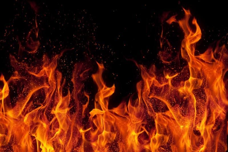 Anykščių rajone gaisre žuvo moteris, lavonas rastas ir Kretingos raj.