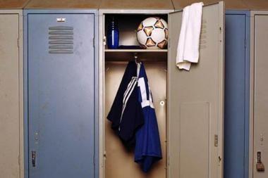 Vyrų losjonas dvokia futbolininkų prakaitu