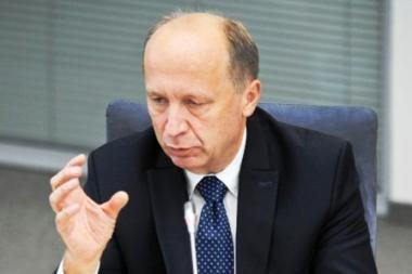 A.Kubilius užstojo Prezidentės kritikuojamą aplinkos ministrą