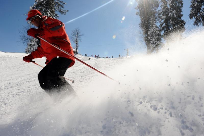 Britų Kolumbijoje sniego griūties palaidotas žuvo slidininkas