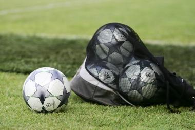 Lietuvos jaunimu domisi Anglijos ir Italijos futbolo akademijos