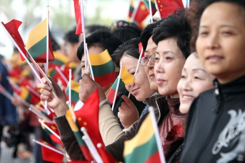 Kinų turistai Lietuvoje gali pasigesti gidų