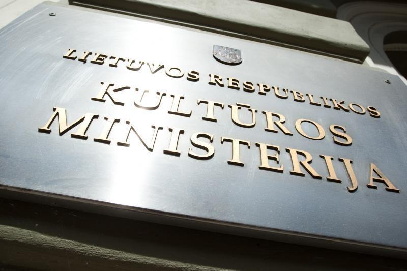 Kultūros viceministrais pradeda dirbti F. Latėnas ir E. Trusevičius