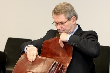 Lėtai juda Kauno korupcijos skandalo byla