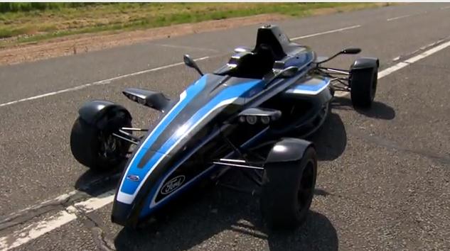 """""""Ford EcoBoost"""" variklis pribloškė Niurburgringo trasos senbuvius"""