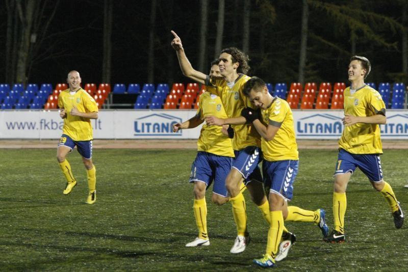 """""""Atlanto"""" vadovai: jaučiamės tapę Lietuvos čempionais"""