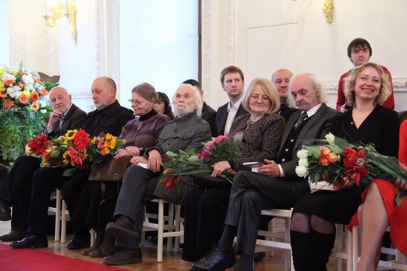 Penkiems Kauno menininkams – savivaldybės premijos