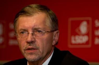 Socialdemokratai siūlo alternatyvą Vyriausybės programai