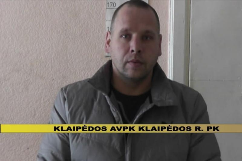 Į areštinę uždaryta  reketininkų gauja  (foto)