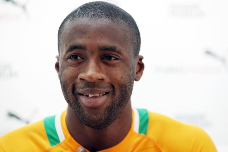 Saugas Y. Toure vėl pripažintas geriausiu Afrikos futbolininku