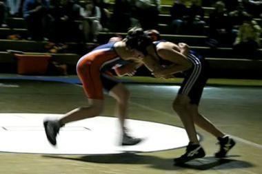 Pasaulio imtynių čempionate - dvi nesėkmės