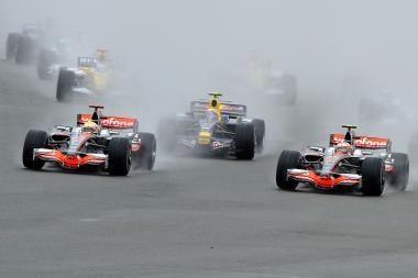 Iš pirmos pozicijos Japonijoje startuos L.Hamiltonas