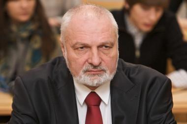 """V.Mazuronis: prie opozicijos prisijungė """"didelė grupė arba frakcija"""
