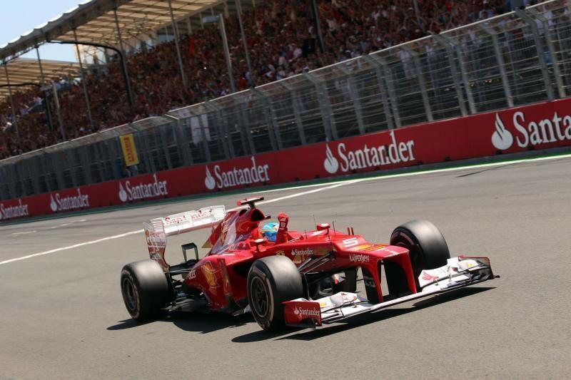 Ispanui F.Alonso gimtinės trasa buvo itin sėkminga