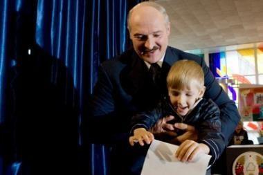 Baltarusijoje prasideda prezidento rinkimų kampanija