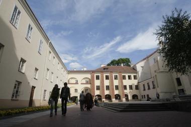 Vilniaus universitetas kviečia į atvirų durų dieną