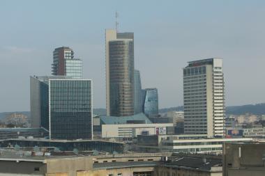 Vilniaus ir Stokholmo savivaldybės užmezgė ryšius