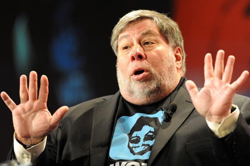 S.Wozniakas vilniečius skatins į inovacijas žvelgti kūrybiškiau
