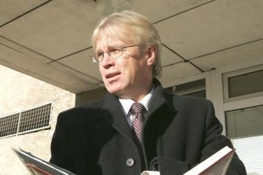 D.Jankauskas: dalis pensijos į valstybės biudžetą gali būti perkelta jau 2012-aisiais