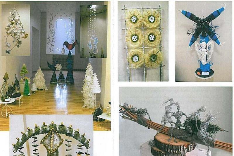 Kalėdinio grožio kūrėjai stebina išmone