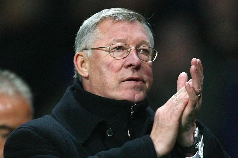Geriausias XXI a. futbolo treneris - Seras Alexas Fergusonas
