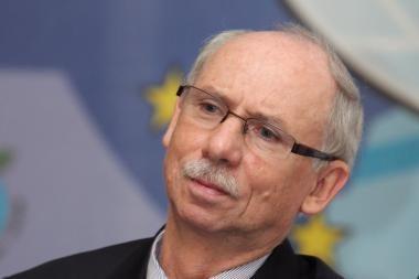 Eurokomisaras J.Lewandowskis Lietuvą ragina tęsti ūkio pertvarką