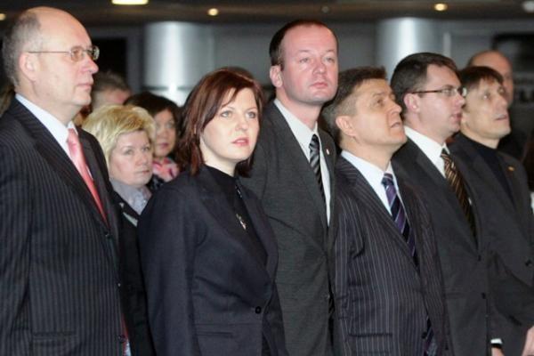 G.Vagnoriaus partija pasiskelbė opozicine (papildyta)