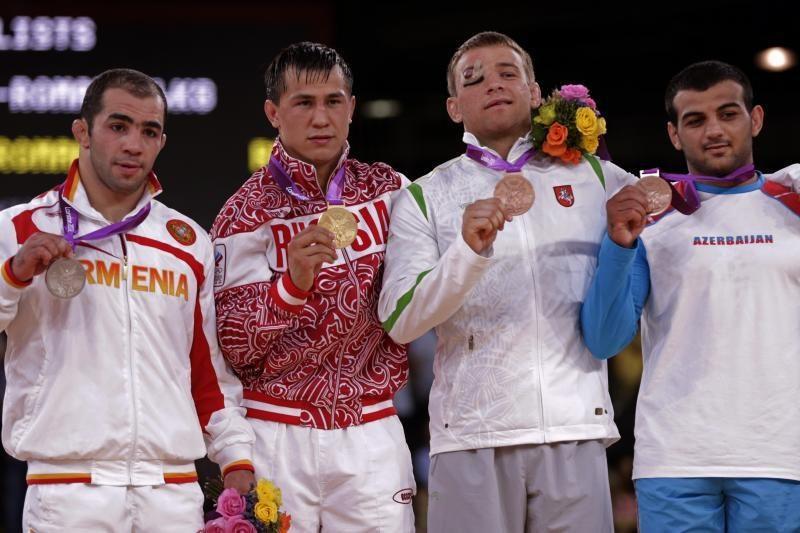 Po pirmosios olimpiados savaitės Lietuva - 33