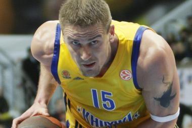 Maskvos krepšinio klubas vengia grąžinti skolą R.Javtokui
