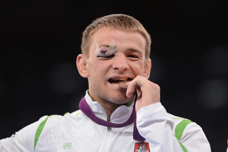 A.Kazakevičius: didžiuojuosi antruoju Lietuvos medaliu