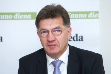 Socialdemokratų vadovas tapo naujuoju Seimo opozicijos lyderiu