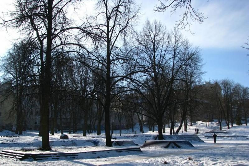 Vilniuje pradedamas tvarkyti Reformatų parkas