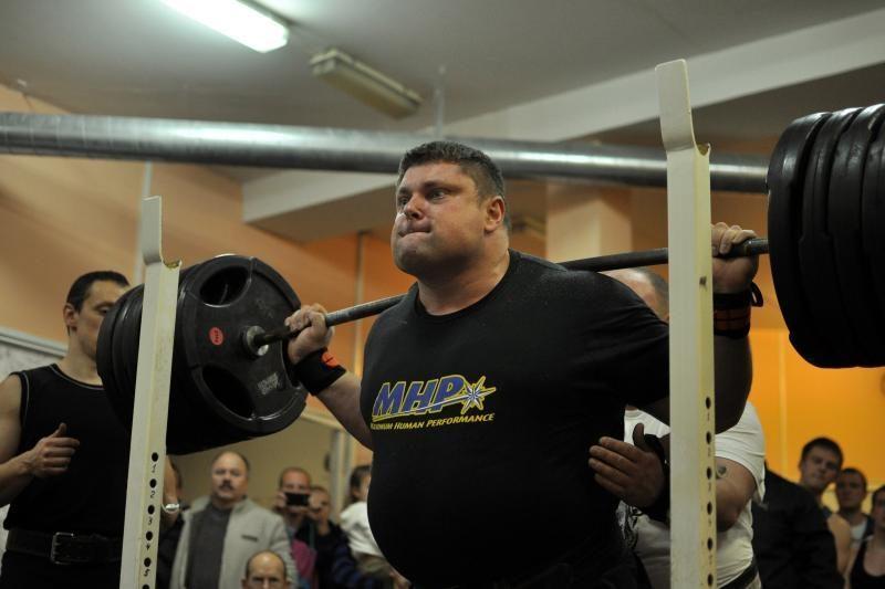 Kodėl Ž. Savickui sunkiau priaugti svorio, nei jį numesti?