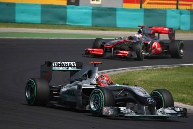 M. Schumacheris galėjo būti diskvalifikuotas