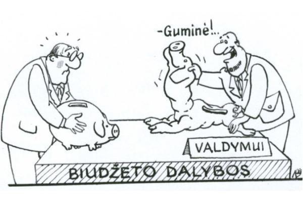 Lietuvos biudžetą reguliuos Europos Komisija?