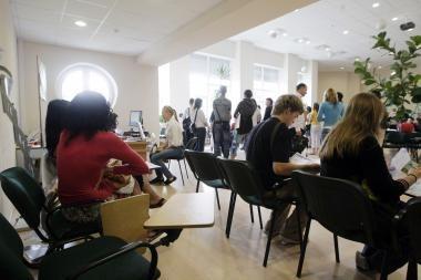 VGTU rektorius: technologinės specialybės Lietuvoje populiarėja