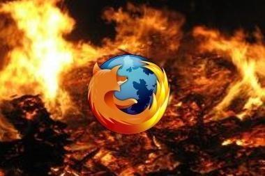 """""""Firefox 3.5"""" pirmauja naršyklių lenktynėse"""