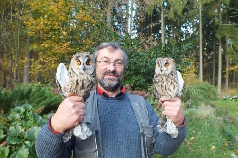 Žymų ornitologą V. Pareigį pasiglemžė mirtis