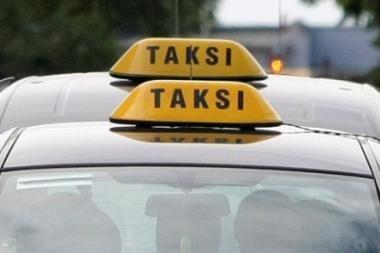 Neblaivus vaikinas išnaudojo taksistą