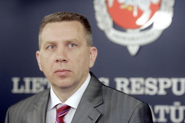 Generalinis prokuroras susitiko su terorizmu įtariamos E.Kusaitės šeima