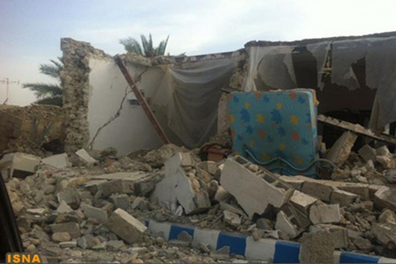 Pietų Irane per žemės drebėjimą žuvo 37 žmonės
